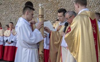 Liturgia Wielkiej Soboty 2019